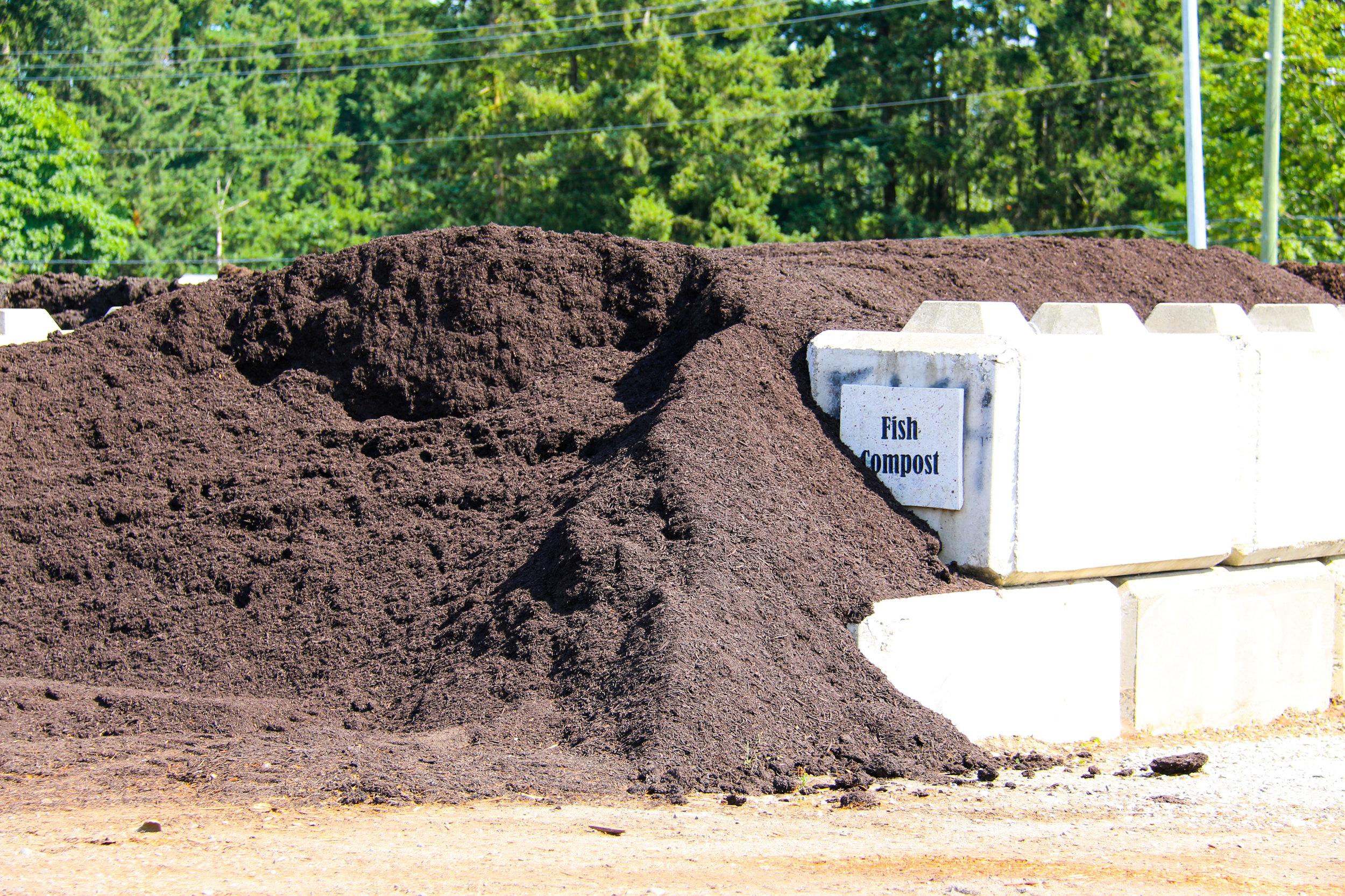 Earthbank Compost - Hillside Stone and Garden