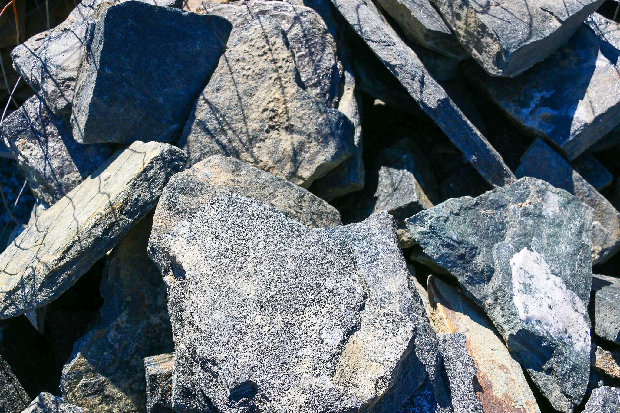 Hillside Stone - Garden Features