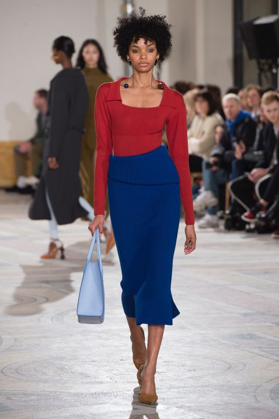 Primary Color Blocking from Maxwell