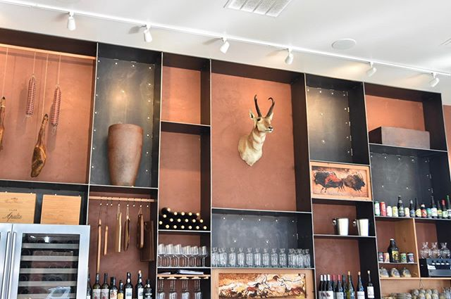 Don't let the decor fool you. We have vegan modifications for almost anything on the menu.  #txikiteoboise #linendistrictvibes #eatlocalgrown