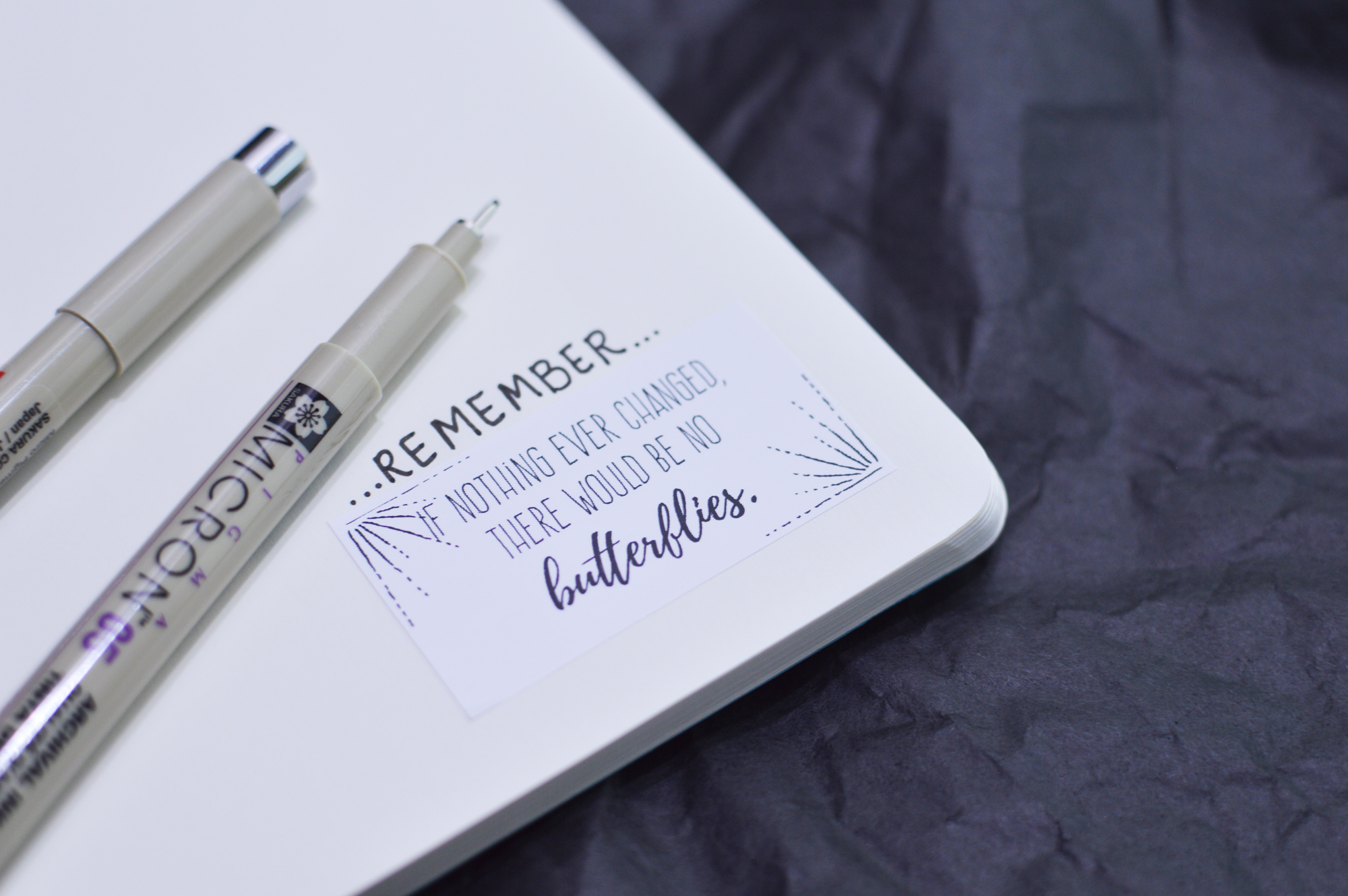 PRINTABLE PLANNER QUOTES