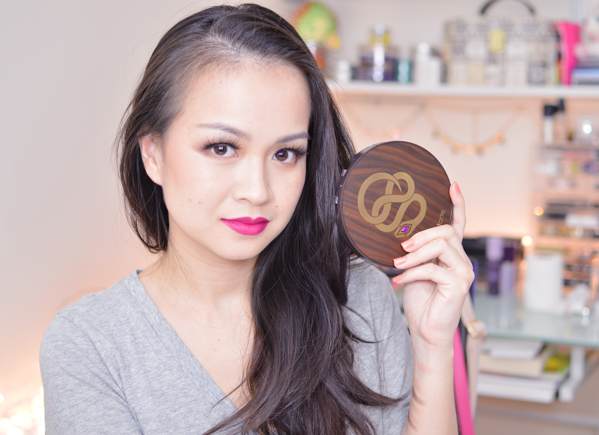Back in my beauty blogging days.