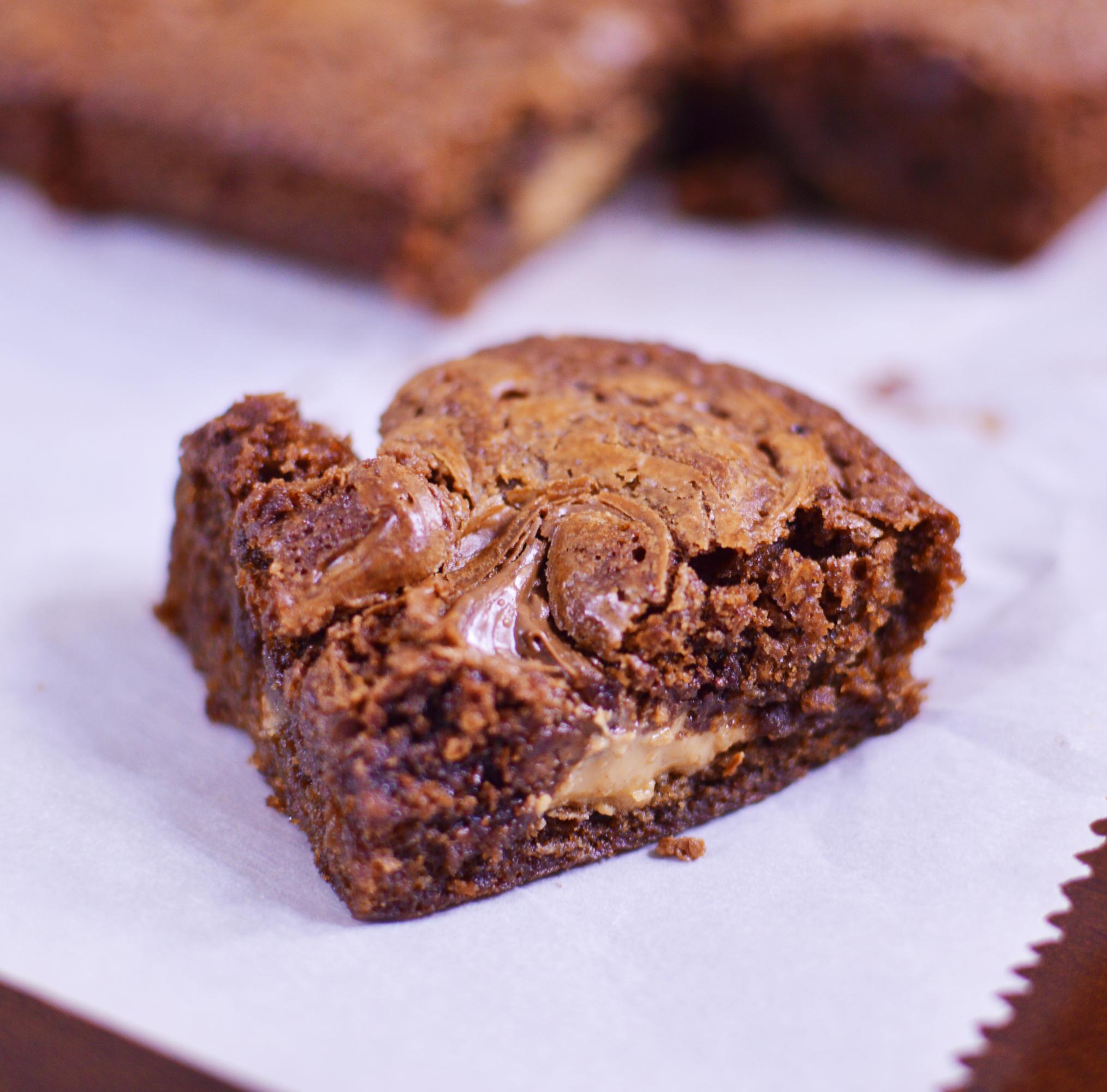 The Best Easy Fudge Brownie Recipe by Enjoying Simple