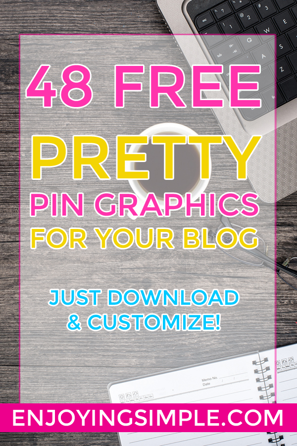 Create Catchy, Click-Worthy Pinterest Pin Graphics