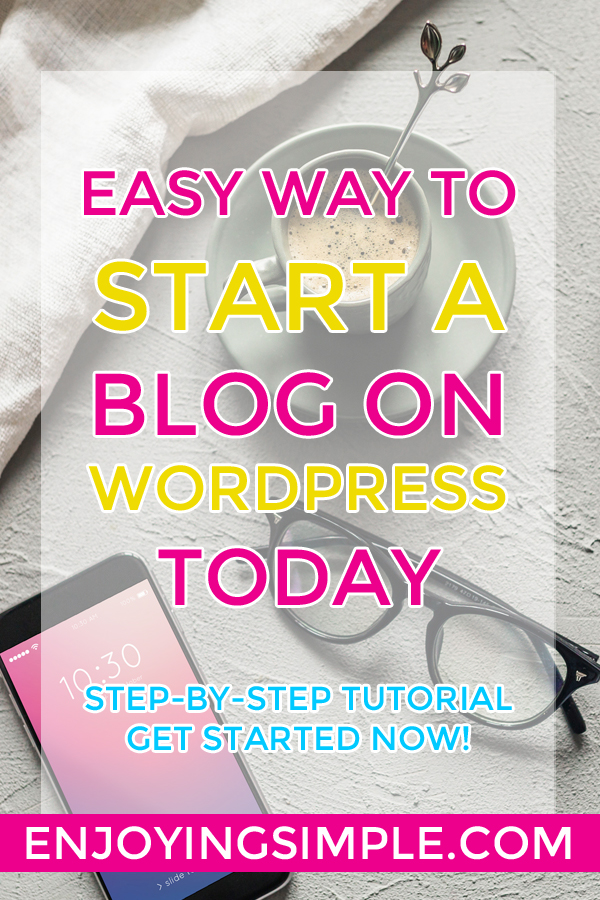 HOW TO SETUP A BLOG WITH BLUEHOST AND WORDPRESS