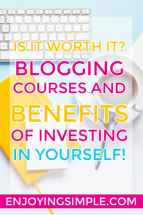 PAID BLOGGING COURSES WORTH IT