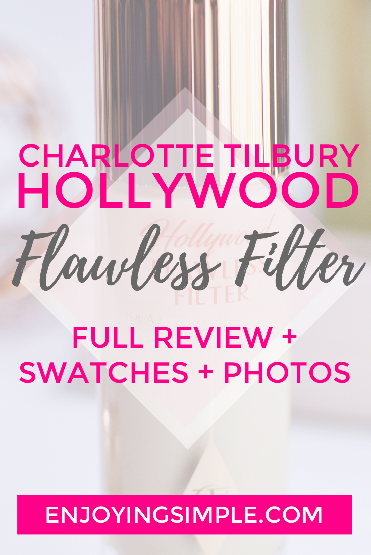 CHARLOTTE TILBURY HOLLYWOOD FLAWLESS FILTER SHADE 2