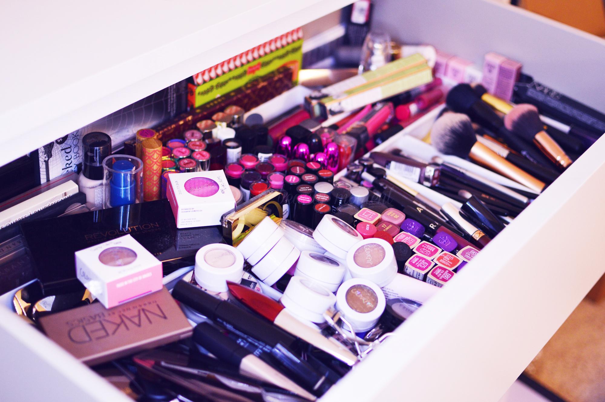 Makeup Tips - Building a Makeup Collection on a Budget - My Makeup Collection