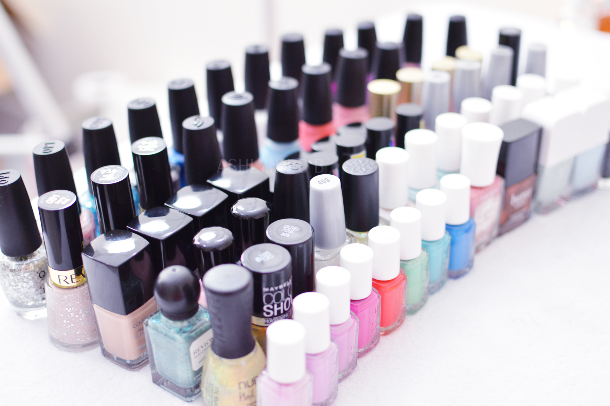 Makeup Tips - Building a Makeup Collection on a Budget - My Nail Polish Collection