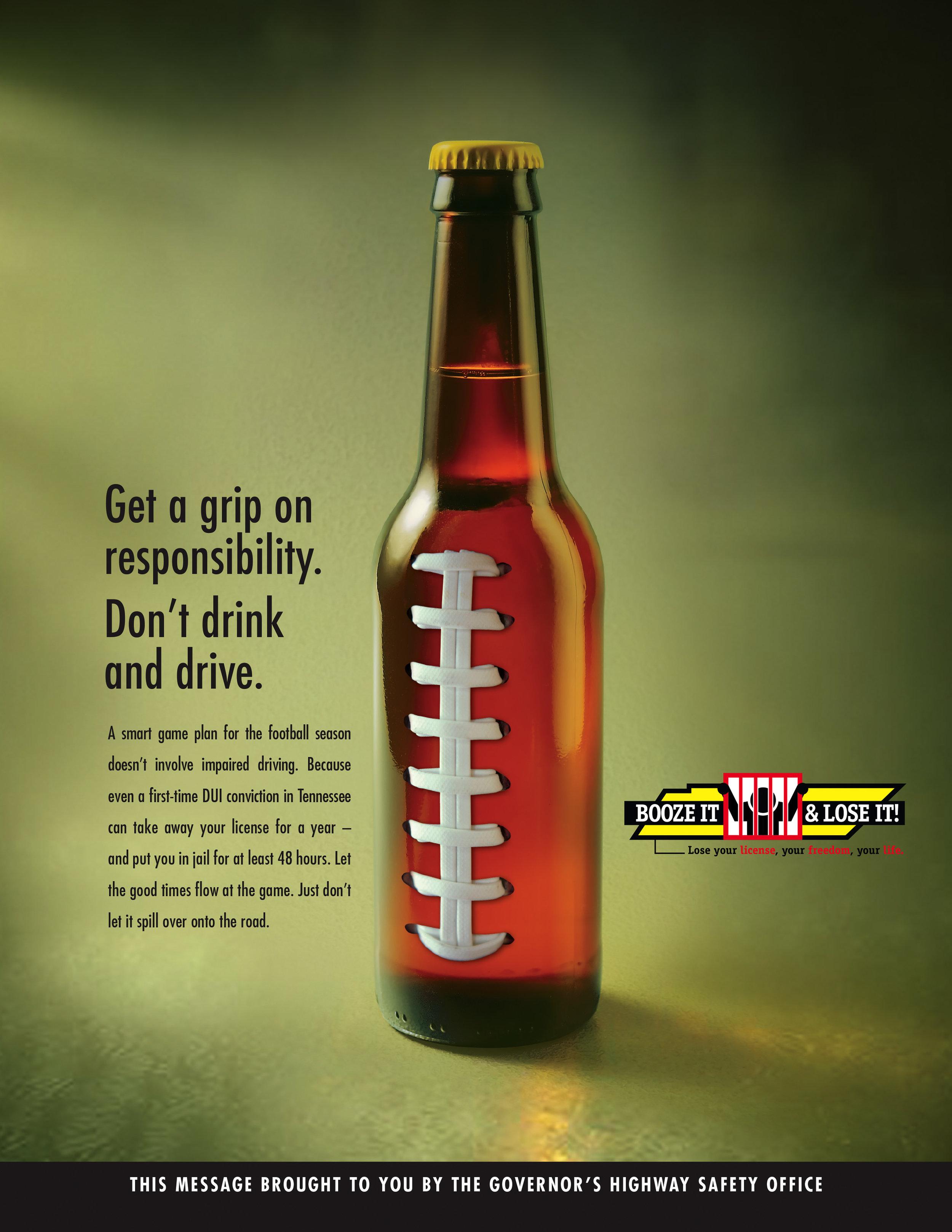 Sports program ad