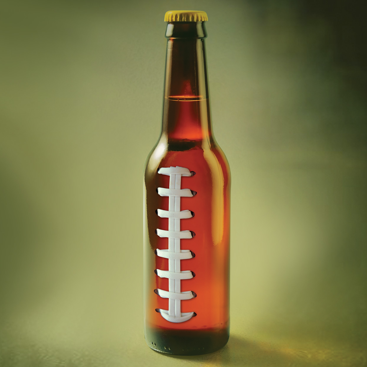 laced beer bottle