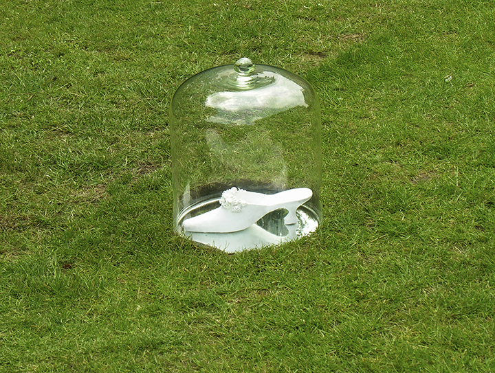 SHOE ON THE LAWN small.jpg