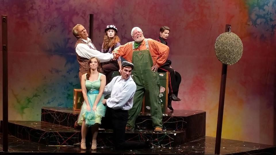 THE FANTASTICKS - New Harmony Theatre