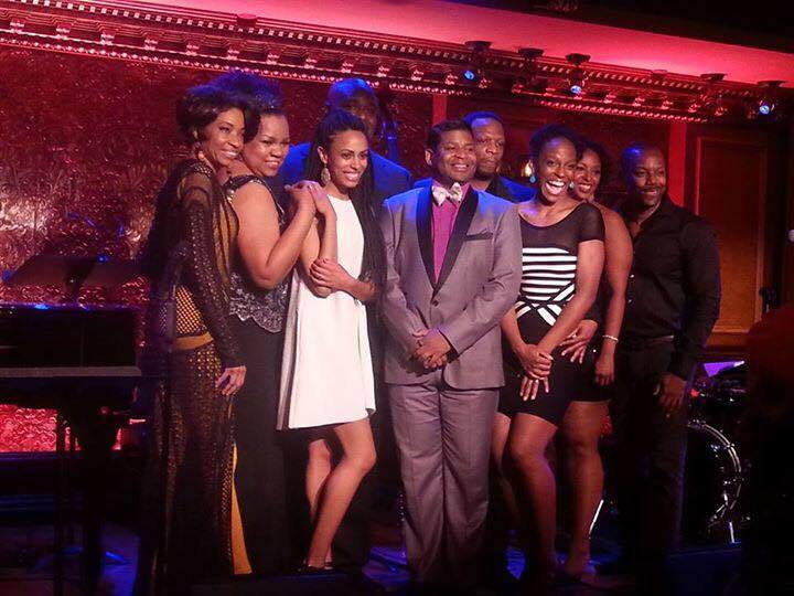 54 BELOW SINGS AIN'T MISBEHAVIN'