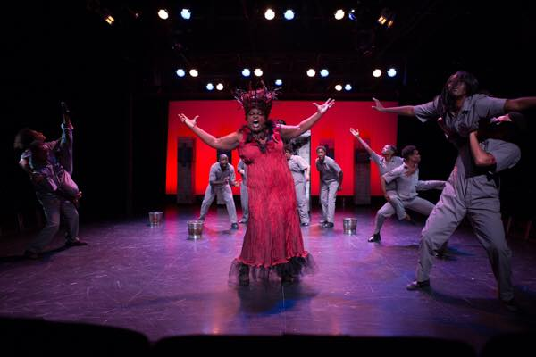 THE WIZ - West Coast Black Theatre Troupe