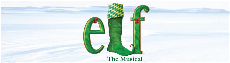 - Back on stage as THE STORE MANAGER in ELF: THE MUSICAL @ BEEF & BOARDS DINNER THEATRE NOVEMBER 23 - DECEMBER 31, 2018