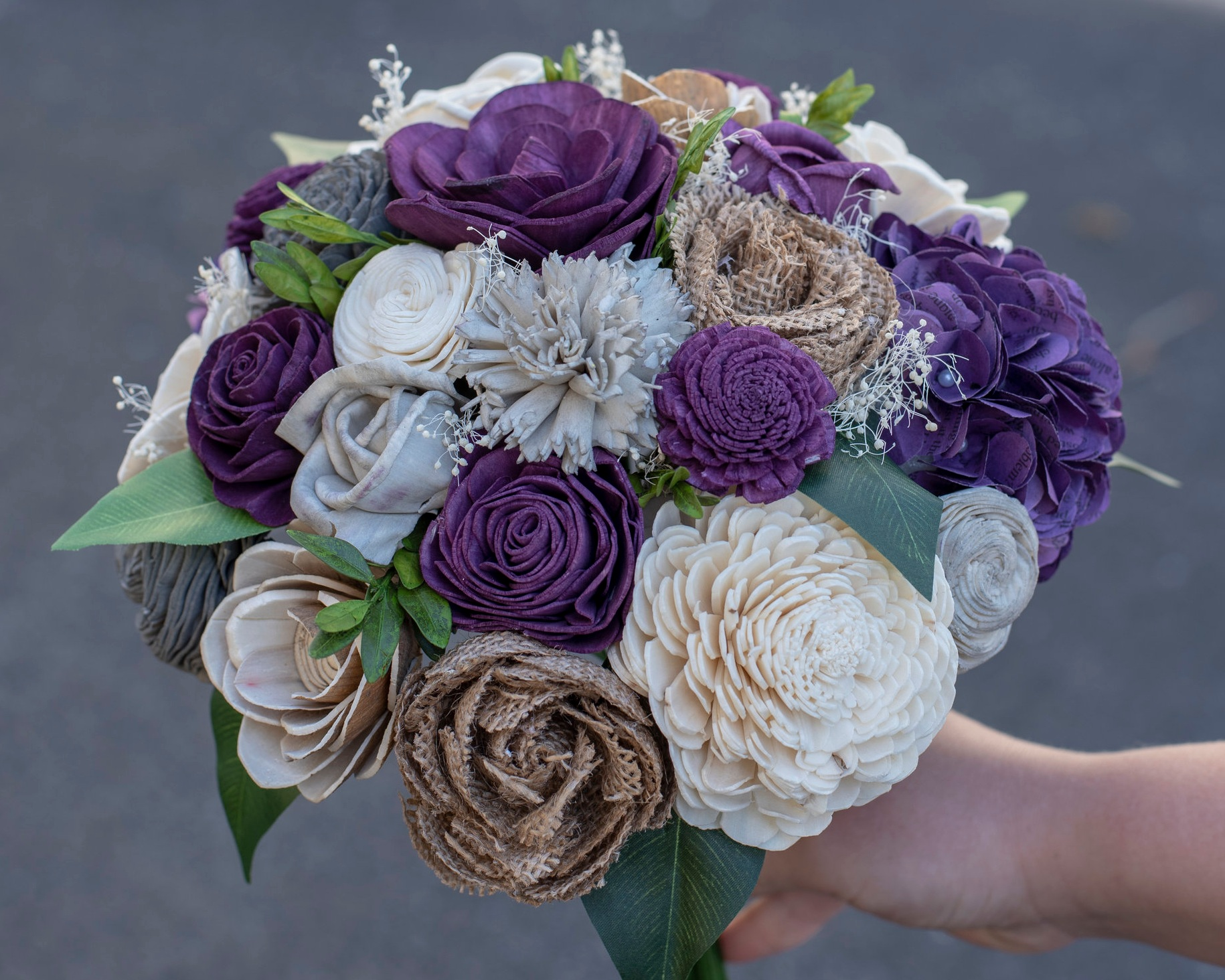 Purple%2C+White+and+Burlap+Bridal+Bouquet-redo+3.jpg