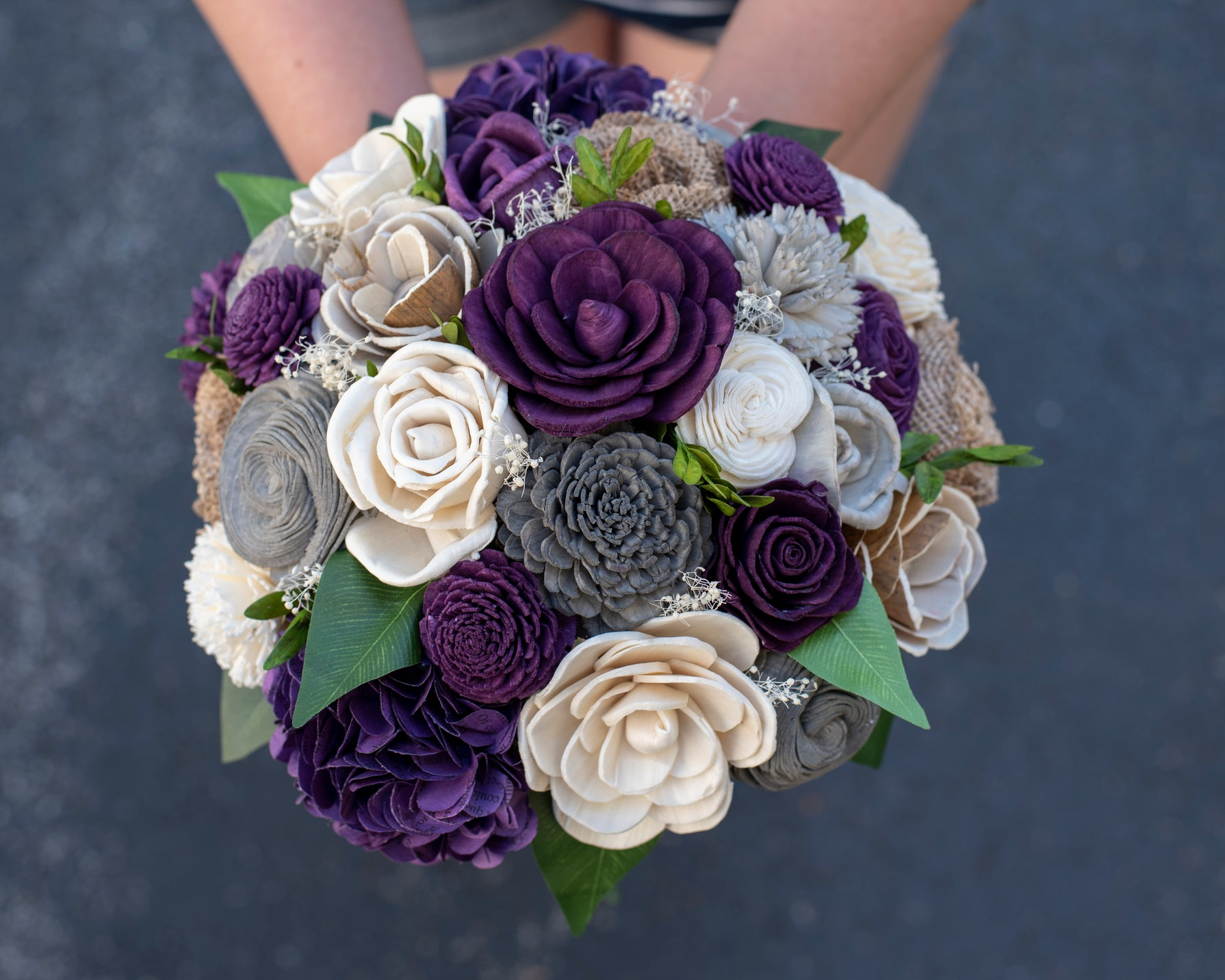 Purple%2C+White+and+Burlap+Bridal+Bouquet-redo+1.jpg