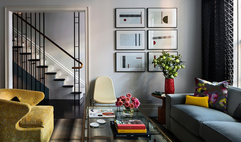 Architecture by  CWB Architects,  Interior Design by  Fearins | Welch