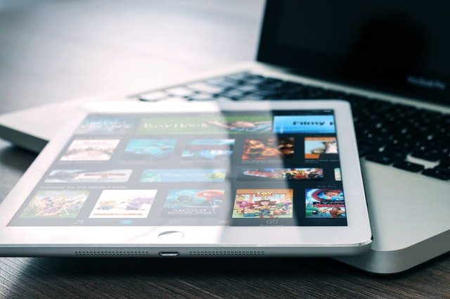 Platforms like Netflix, pictured above, have mastered the art of aggregation.