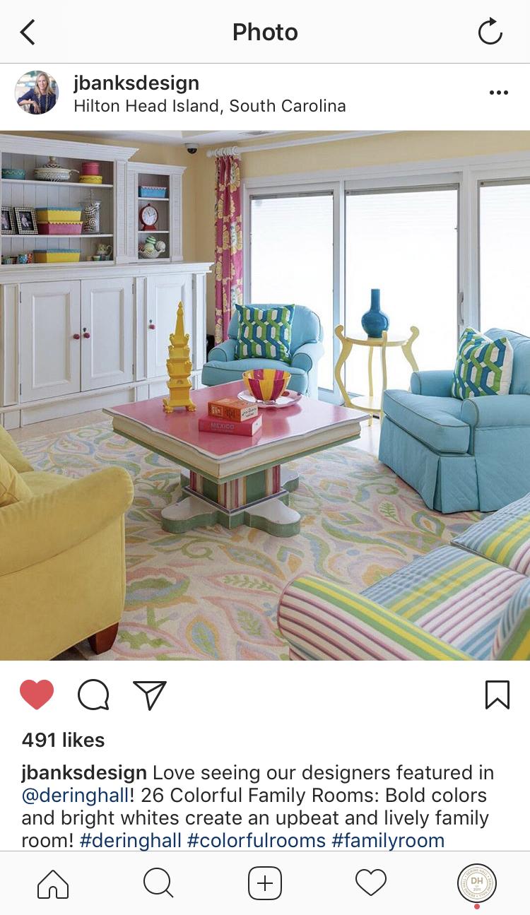 J Banks Design  Instagram:  @jbanksdesign