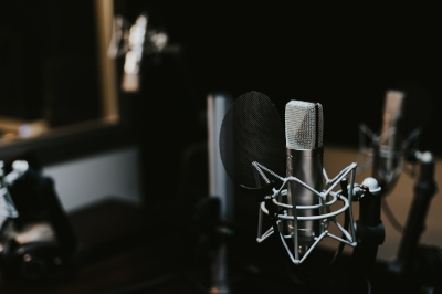 Podcasts can be faster to create than writing features, but might need some basic equipment