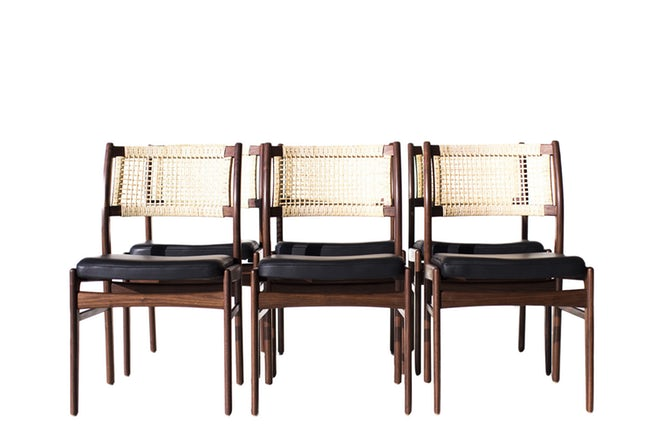 The Tribute™ Furniture - Sylve Stenquist Dining Chairs from Craft Associates Modern Furniture are Price Upon Request