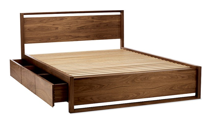 Matera Bed with Storage from Design within Reach has a list price of $3,160.