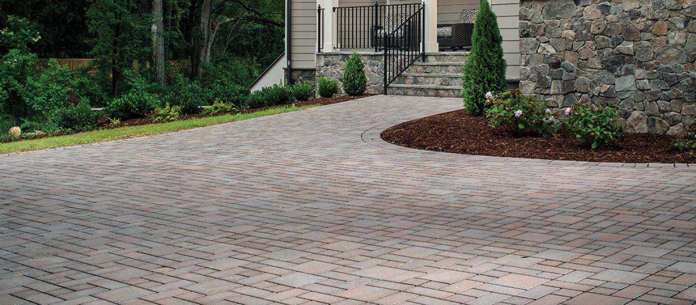 Sealing Concrete Pavers - Image courtesy of Belgard