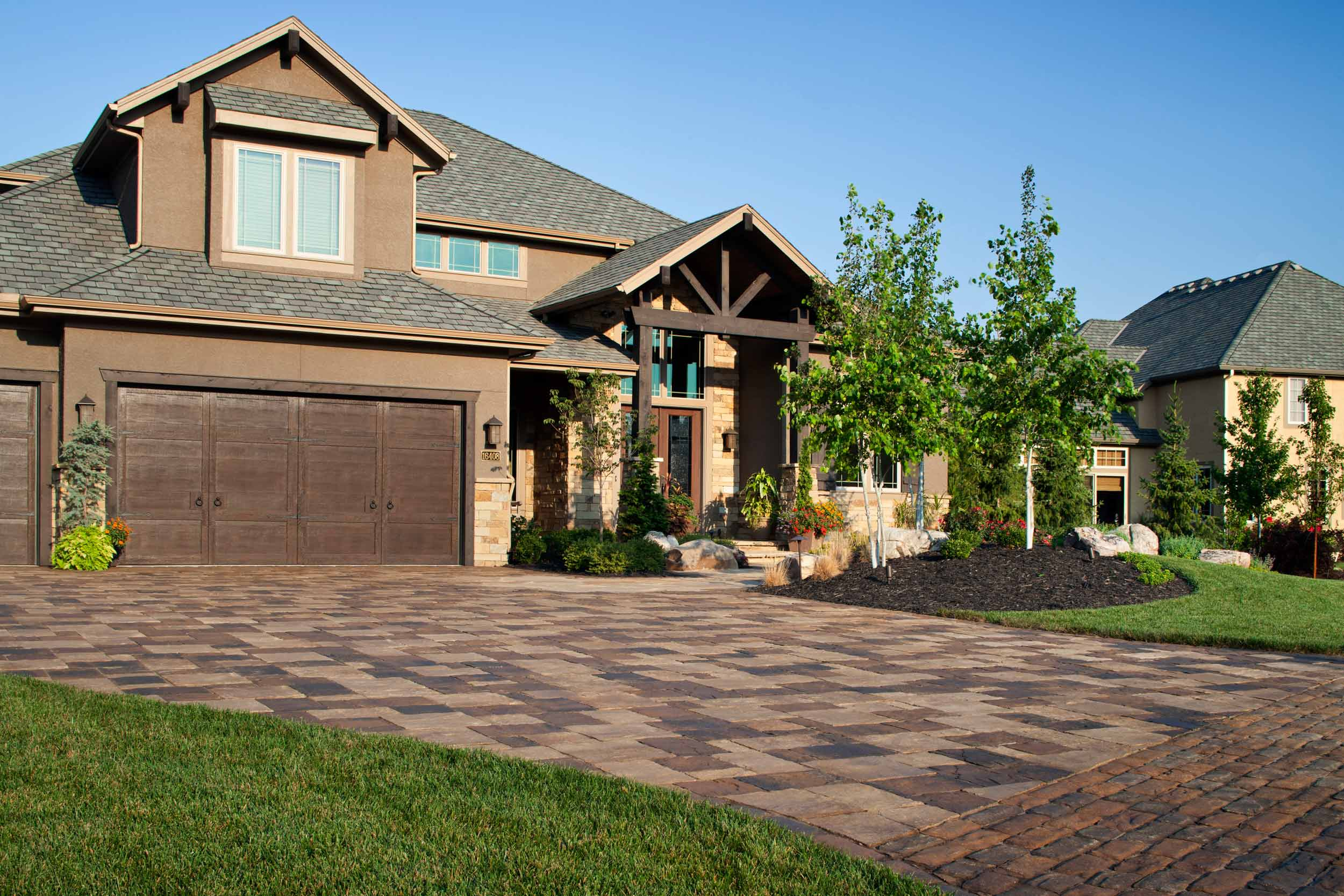 Driveway Pavers Installed in Alameda County, California