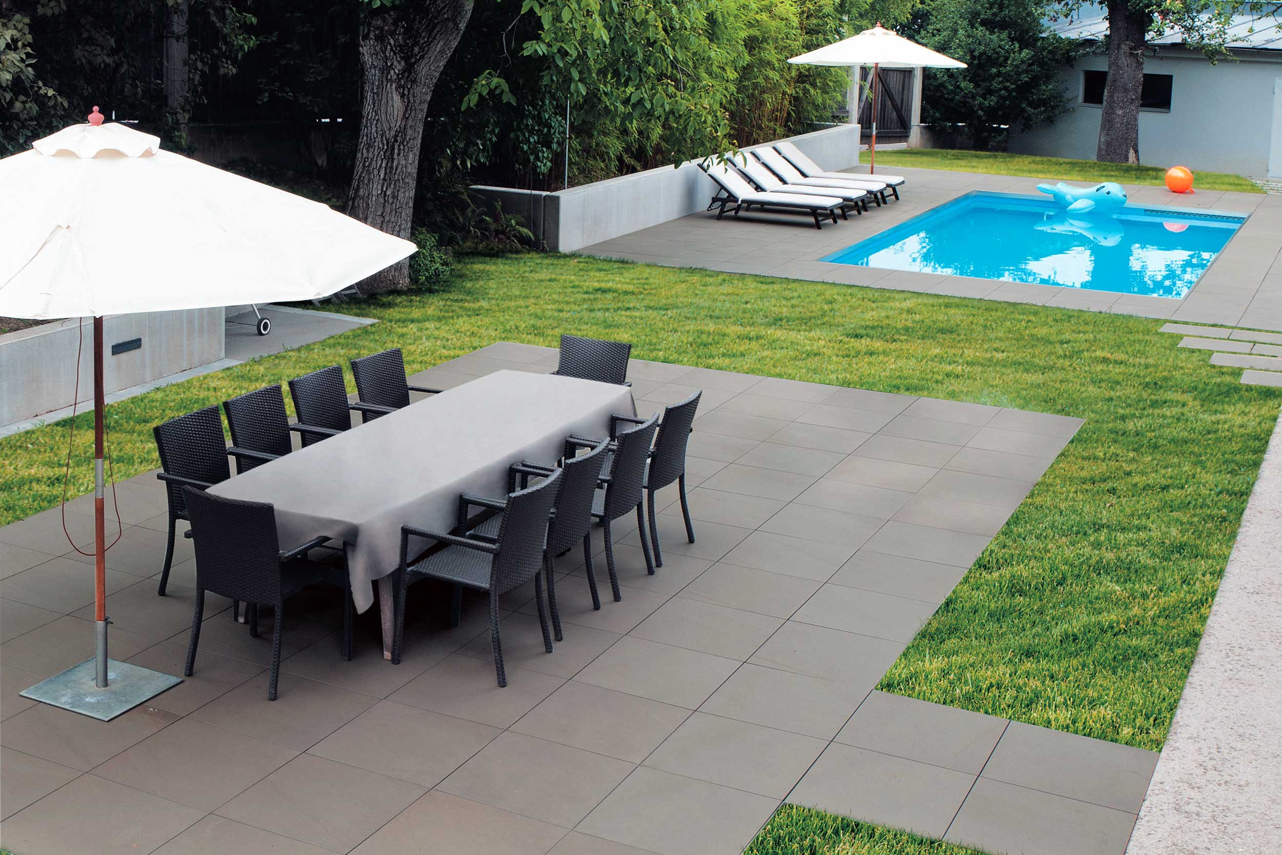 What To Know About Installing Patio Pavers Over Concrete Bayside