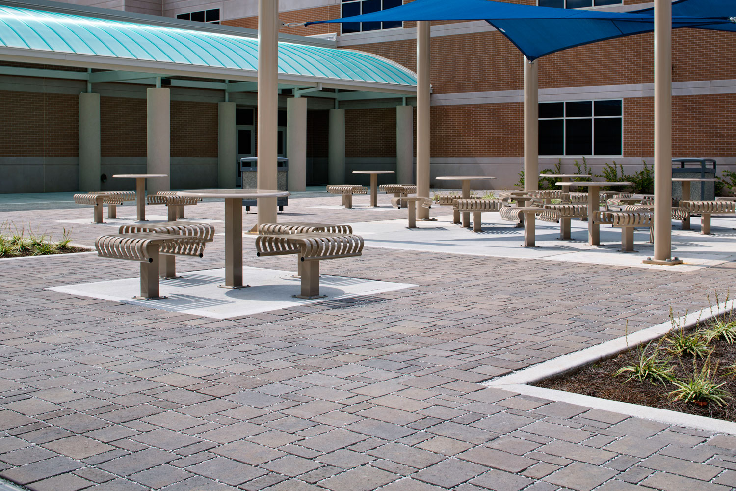 Specifications for paver installation for architects