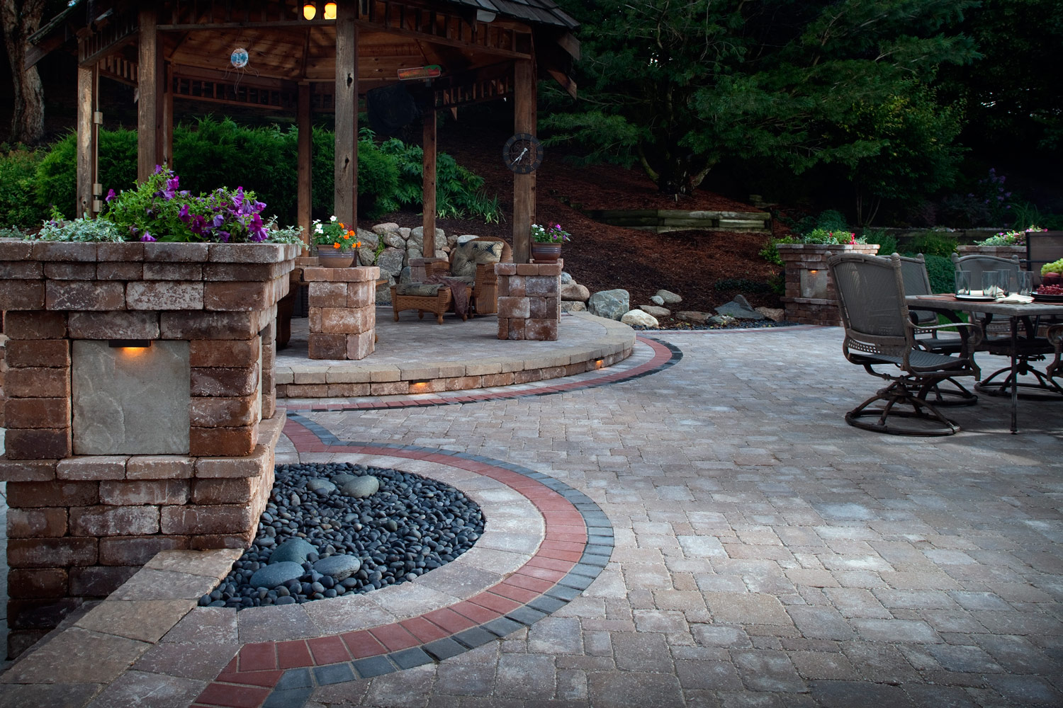 Concrete Pavers, Hardscaping and Landscape Design For the San Francisco Bay Area