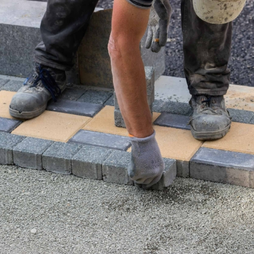 San Fransisco hardscaping and paver installation