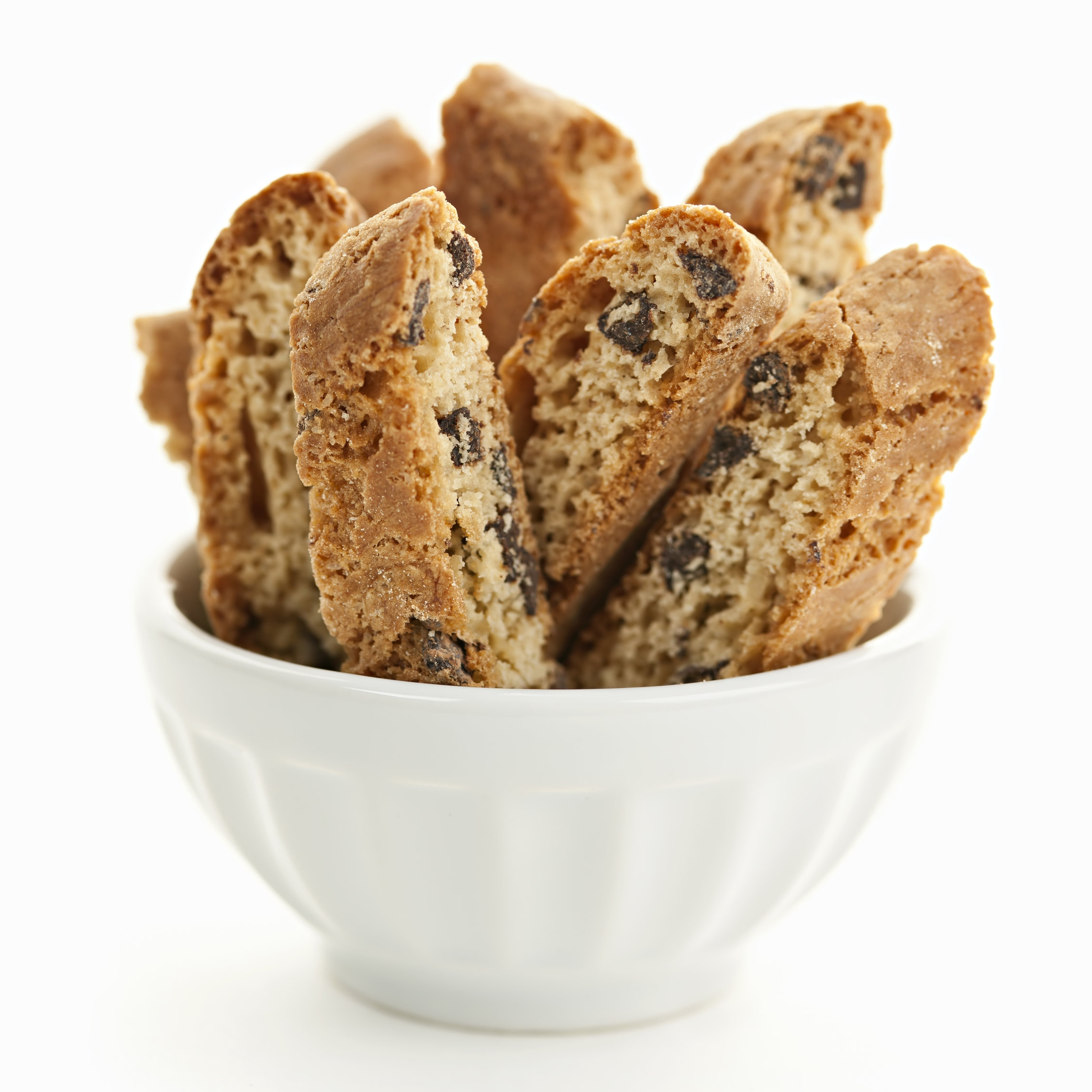 Black Fig infused biscotti -
