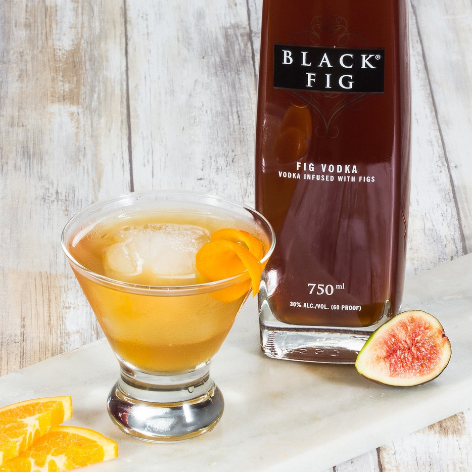 Black Fig Vodka Cocktail Recipes Black Infusions