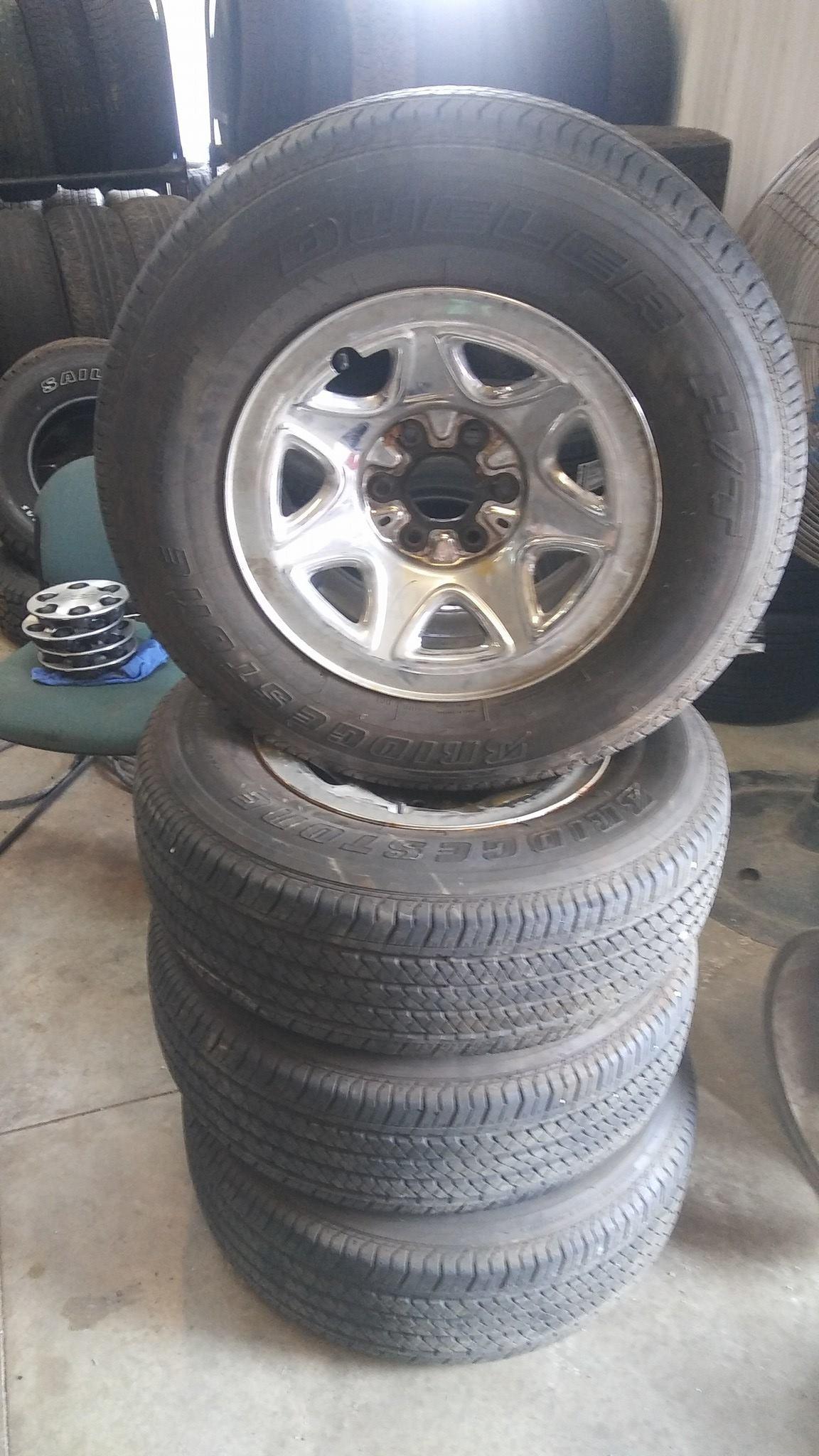 Used Tires Lee's Summit