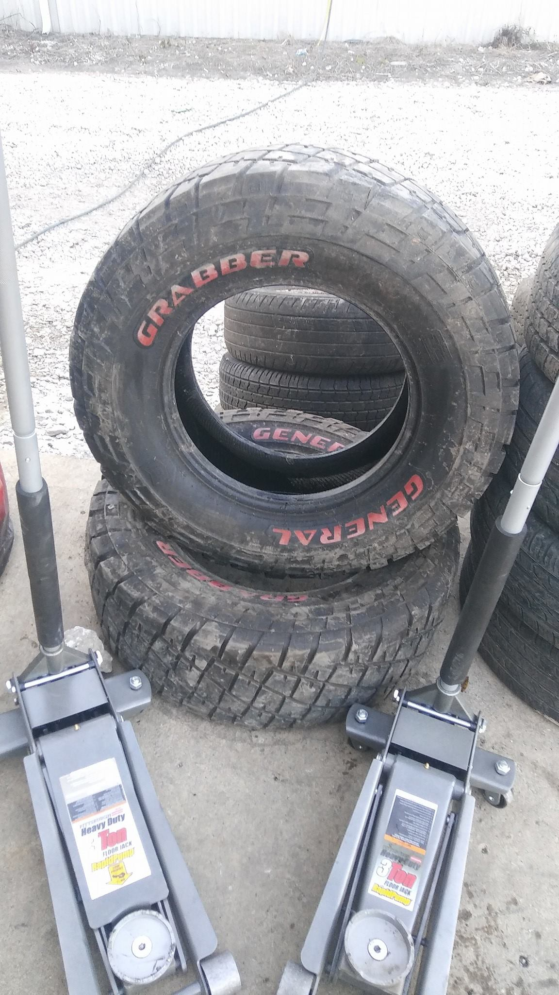 Affordable Used Tires