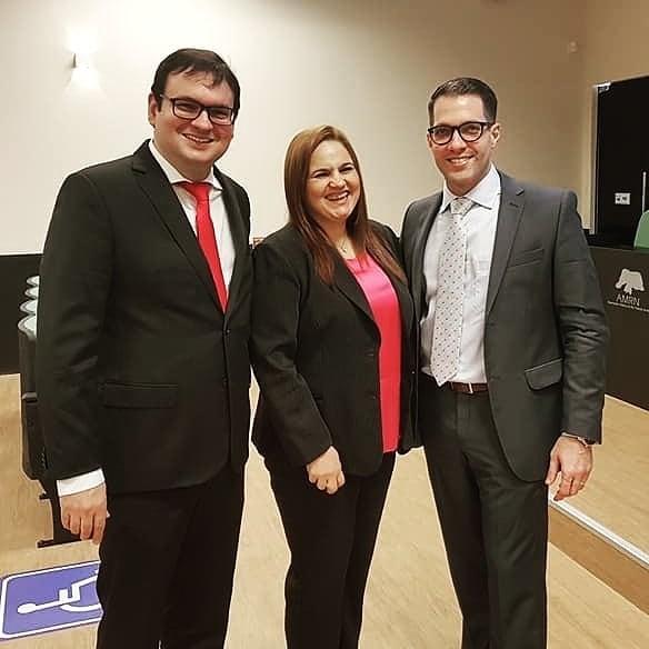 Palestra -  II Fórum de Norte Rio Grandense de Direito Médico  – UFRN – Auditório do Associação Médica do RN – 28 e 29 de abril de 2018