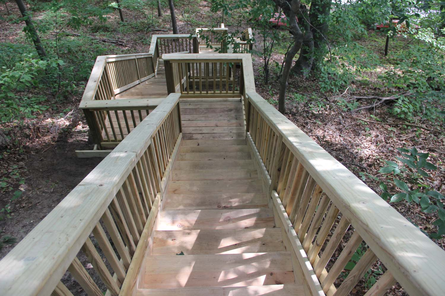 Waterfront Decks & Staircases