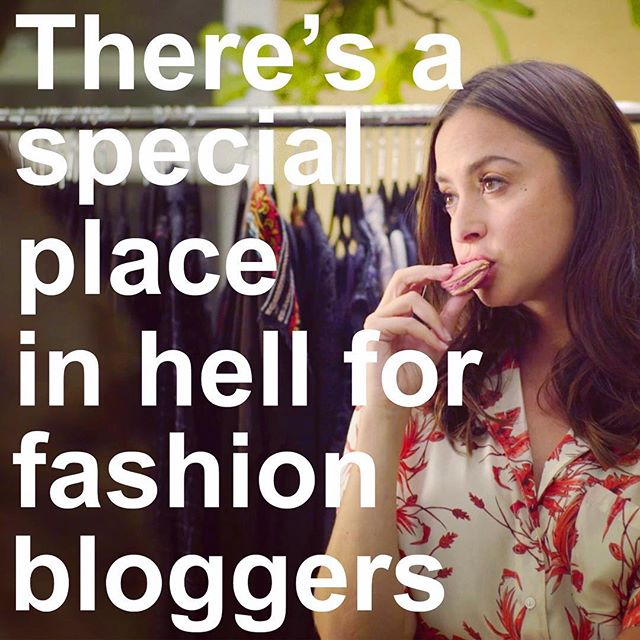 WE ARE LIVE! 🔥 Watch now on theresaspecialplaceinhellforfashionbloggers.com! ❤️