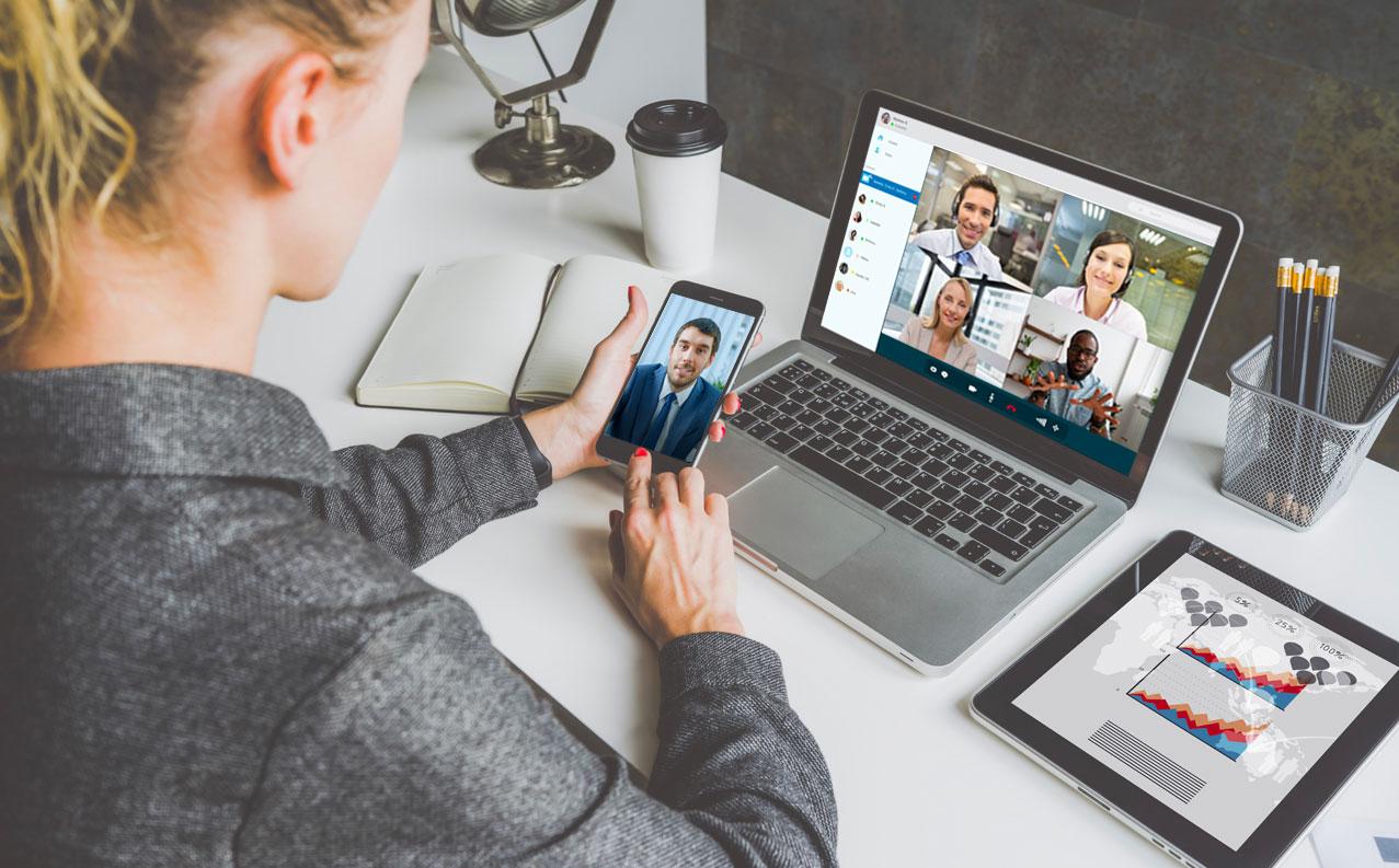 Focus - Online Virtual Meetings -