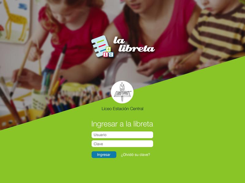 Login Daycare Web Platform