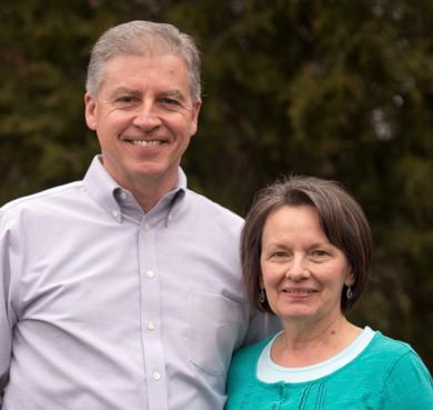 dave and vickie hawkins - INTERNATIONAL BIBLICAL TRAINING