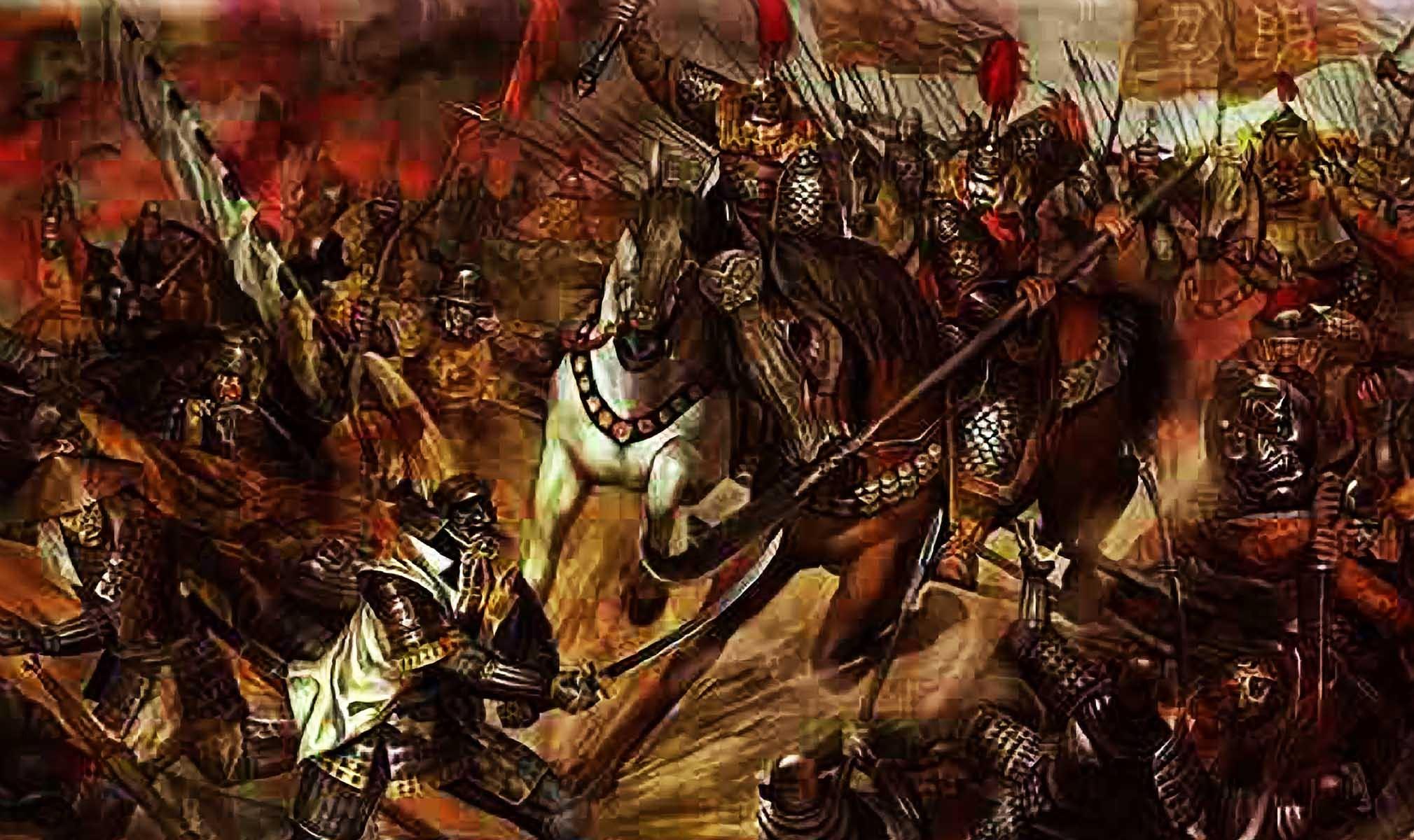 Spiritual Warfare -