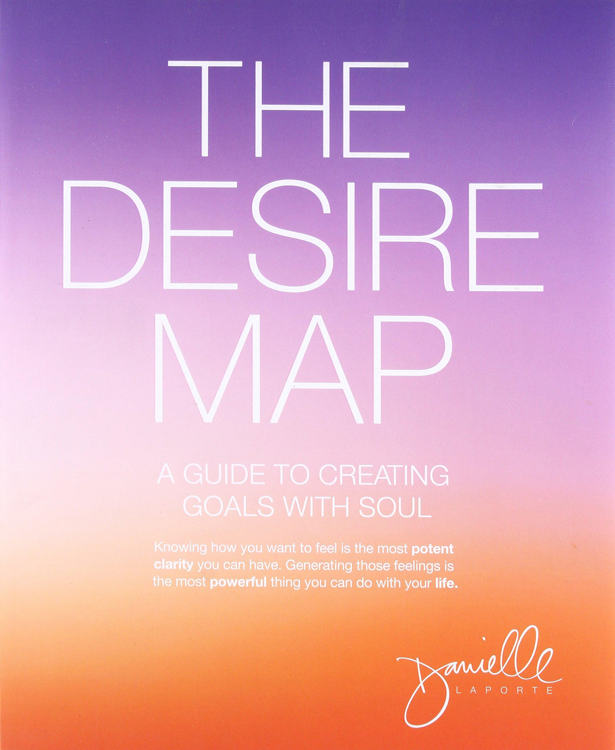 The Desire Map - Danielle Laporte