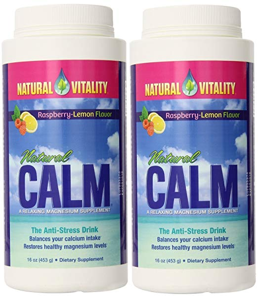 Natural Calm - The Anti-Stress Drink