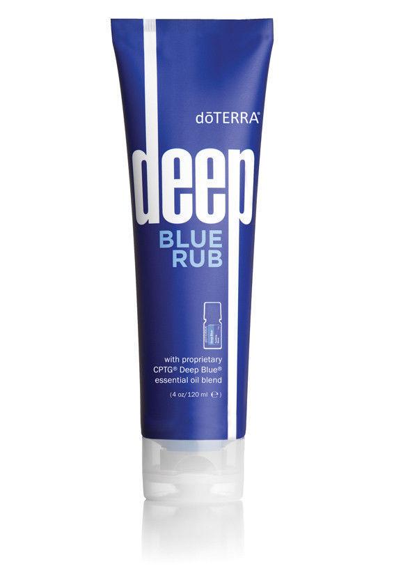 dōTERRA® Deep Blue Rub
