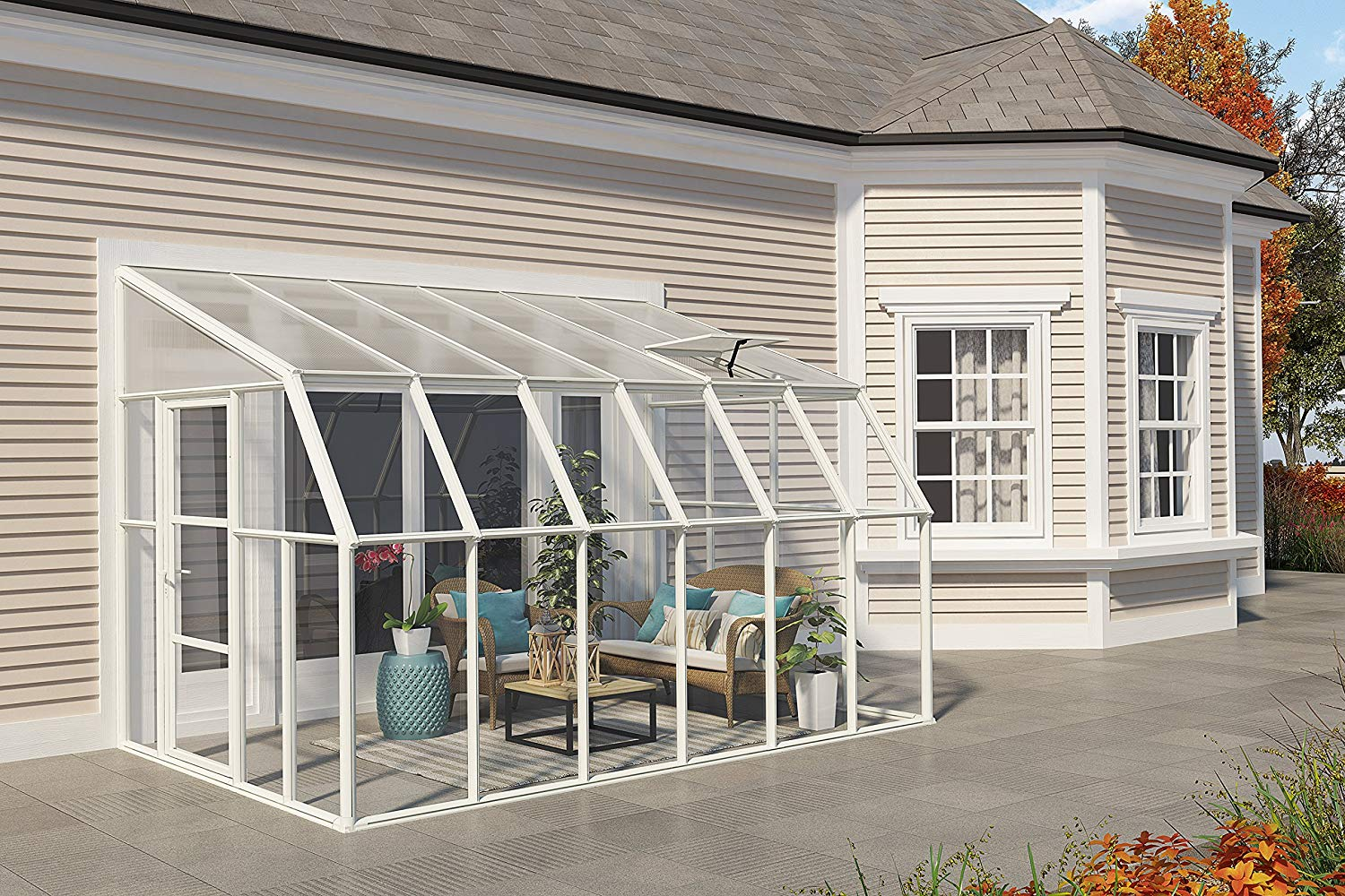 $1310.00 - $2950.00 GreenHouse Sun Room (Price varied by size)