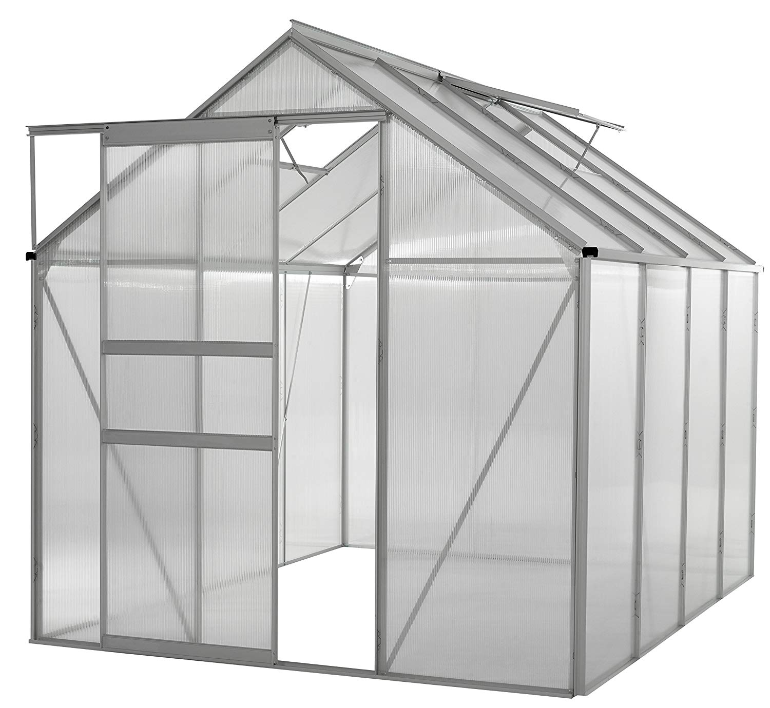 $410.00 -$500.00 Walk-in Lawn and Garden Greenhouse (Price varied by size)